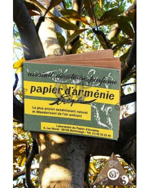 "PAPIER D'ARMENIE ""TRADITION"""